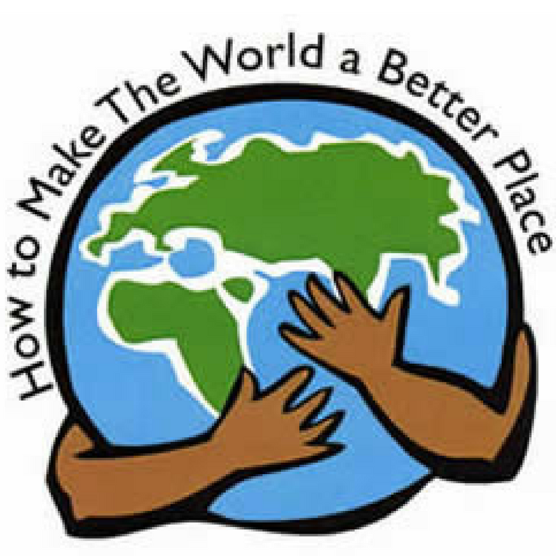 how to make this world a better place to live You can make the world a better place by, being nice to someone or just saying hi if everyone would do their part in a little way, the world would be a better place.
